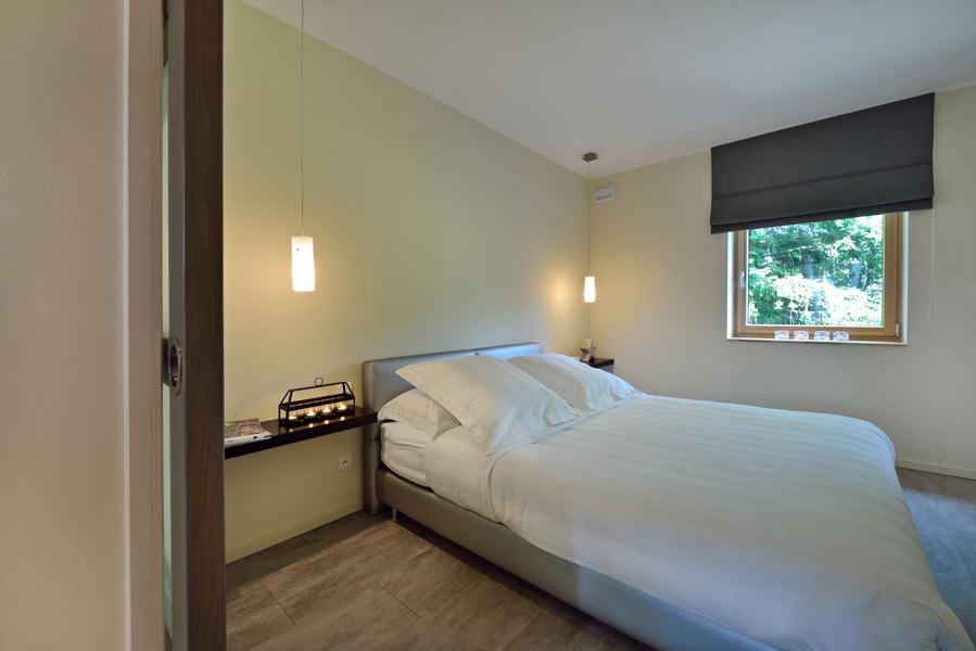 Suite Premium : la chambre