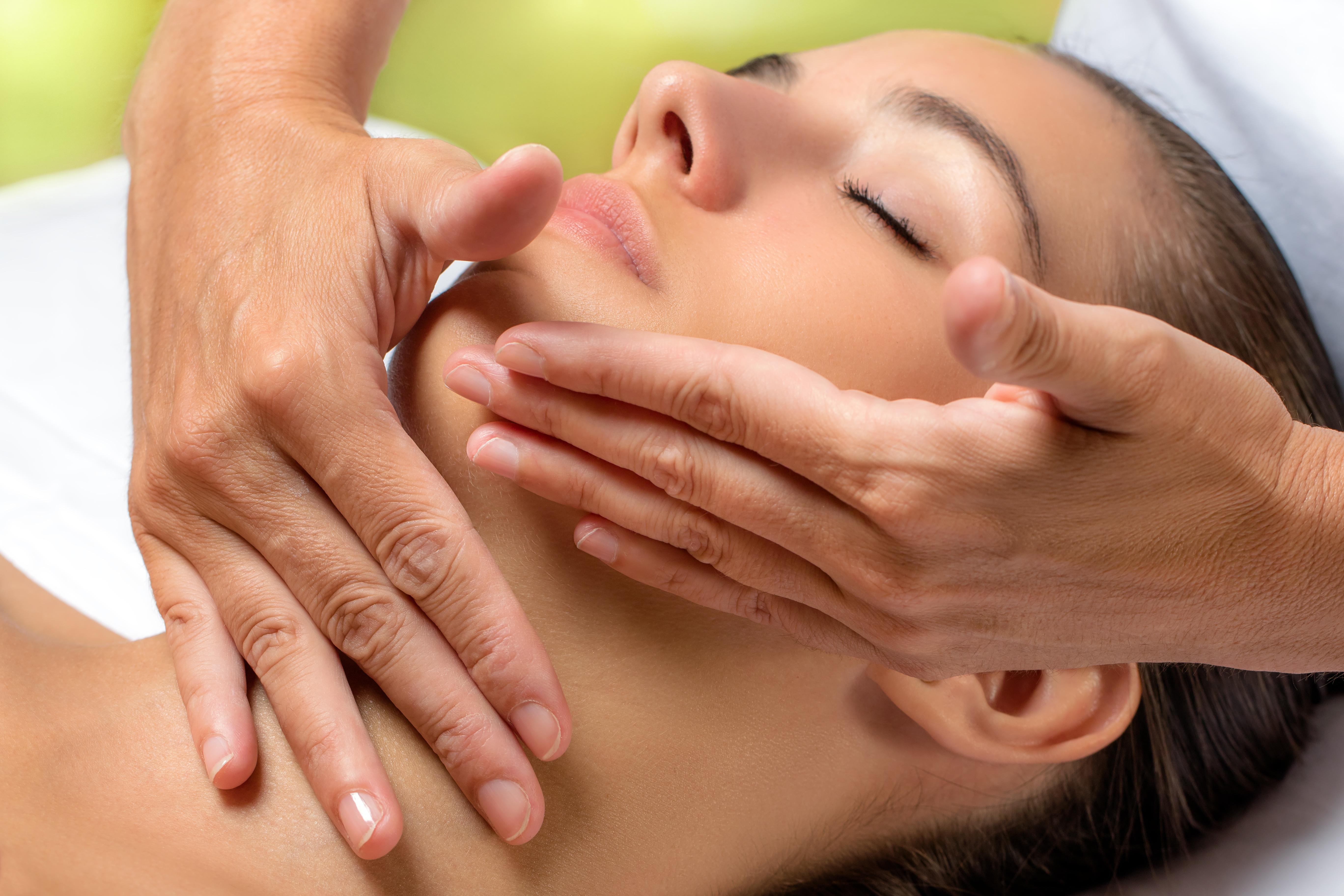 Massage visage Siddarta